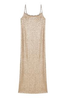 Платье с пайетками Araida