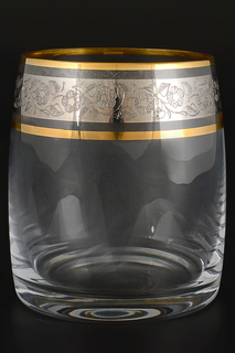 Набор стаканов для виски 6 шт. Bohemia