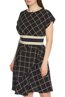 Повседневное платье с поясом Max Mara