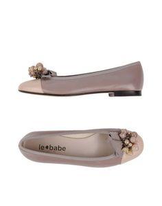 Балетки LE Babe