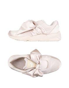 Низкие кеды и кроссовки Rihanna x Puma