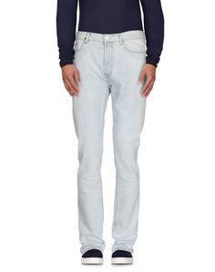 Джинсовые брюки April 77