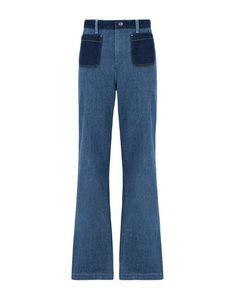 Джинсовые брюки Wrangler by Peter MAX