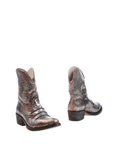 Полусапоги и высокие ботинки Elena Iachi