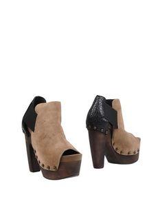 Полусапоги и высокие ботинки Flogg