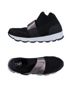 Высокие кеды и кроссовки Zahjr