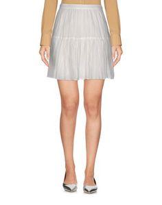 Мини-юбка Saint Laurent