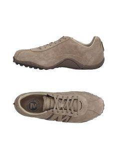 Низкие кеды и кроссовки Merrell