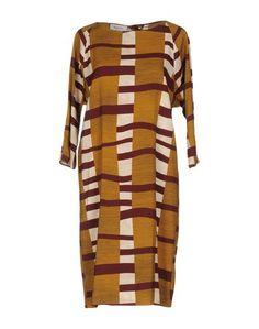 Платье до колена Aglini