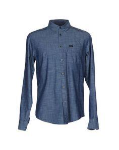 Джинсовая рубашка Lee