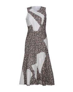 Платье длиной 3/4 Cedric Charlier
