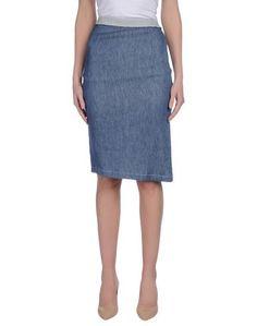 Джинсовая юбка Alysi