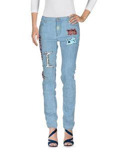 Джинсовые брюки Leitmotiv