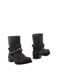 Полусапоги и высокие ботинки Elisabetta Franchi Jeans