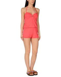 Пляжное платье Emporio Armani Swimwear