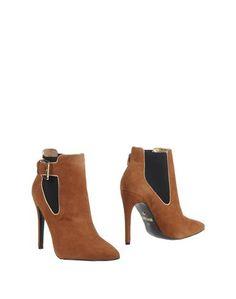 Полусапоги и высокие ботинки Just Cavalli