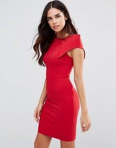 Платье-футляр Vesper Rogue - Красный