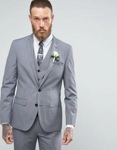 Серый пиджак Harry Brown - Серый