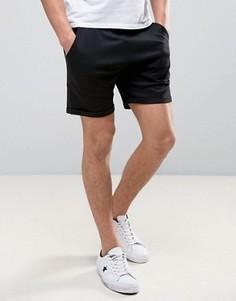 Трикотажные шорты Solid - Черный