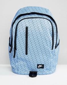 Синий рюкзак Nike All Access Soleday BA5231-450 - Синий