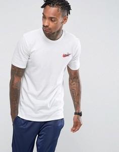 Белая футболка Nike Cortez 1 884282-100 - Белый