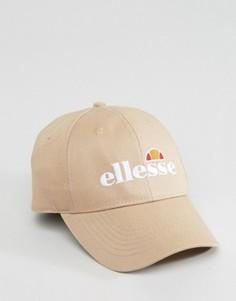 Бейсболка c вышитым логотипом Ellesse - Stone