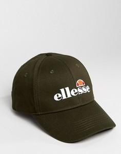 Бейсболка c вышитым логотипом Ellesse - Зеленый