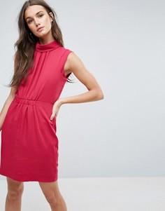 Облегающее платье Y.A.S Emala - Красный