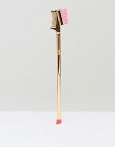 Кисть-расческа для ресниц и бровей Skinnydip Gold Rush - Бесцветный