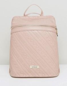 Рюкзак Love Moschino - Розовый