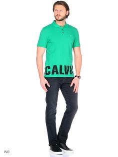 Поло Calvin Klein