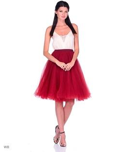 Купить женские юбки бордовые в интернет-магазине Lookbuck   Страница 8 78980fa5c4d