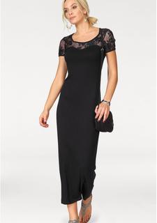 Платье макси MELROSE