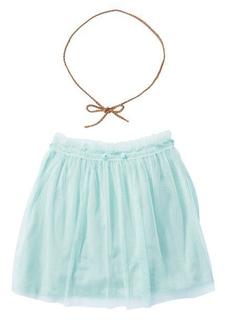Комплект: юбка + пояс