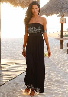 Платье макси s.Oliver