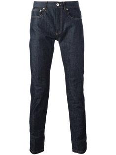 джинсы кроя слим A.P.C.