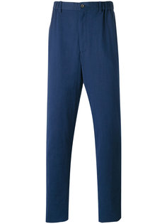 брюки свободного кроя Issey Miyake Men