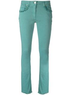 расклешенные джинсы  Etro