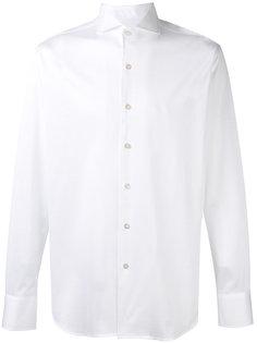 рубашка кроя слим Canali