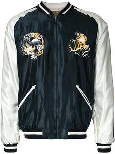 куртка бомбер Suka Gold / Toyo Enterprise