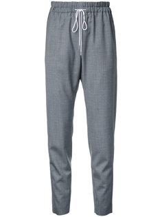 укороченные брюки на шнурке Astraet