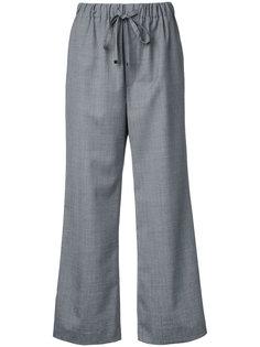укороченные широкие брюки Astraet
