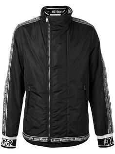 куртка с окантовкой  Dolce & Gabbana