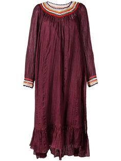 платье-туника с вязаной отделкой Tsumori Chisato