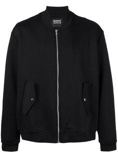 куртка-бомбер с вышивкой  Markus Lupfer