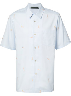 рубашка с короткими рукавамиBeach Babes  Alexander Wang
