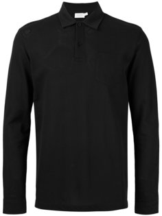 рубашка-поло с длинными рукавами Sunspel