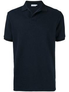 классическая рубашка-поло Sunspel