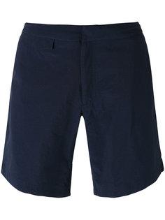 классические пляжные шорты Sunspel
