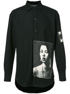 рубашка с фотографическим принтом Enfants Riches Deprimes